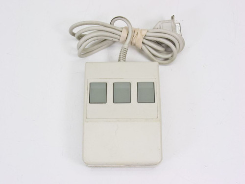 Logitech 3F-9F  3 Button Serial Mouse