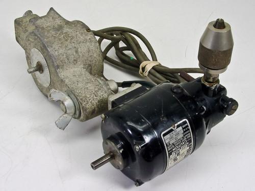 Talboys Engineering Corp 106  Bodine Motor