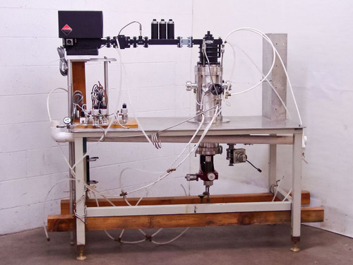 Astex HS1500  Stainless Steel Research Vacuum Chamber
