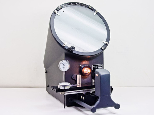 MicroVu 500HP  Optical Comparator with 10X Lens