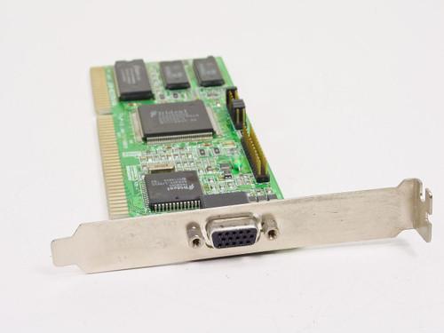 Trident JAX-8232D/V4  16 Bit ISA 15 Pin Video Card