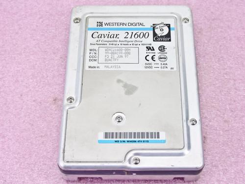 Western Digital WDAC21600-00H  WD Caviar 21600 1.6GB IDE HDD