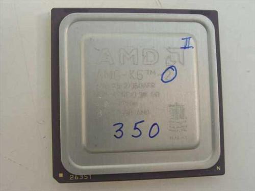 AMD K6 350 MHz Processor (K6-2/350AFR)