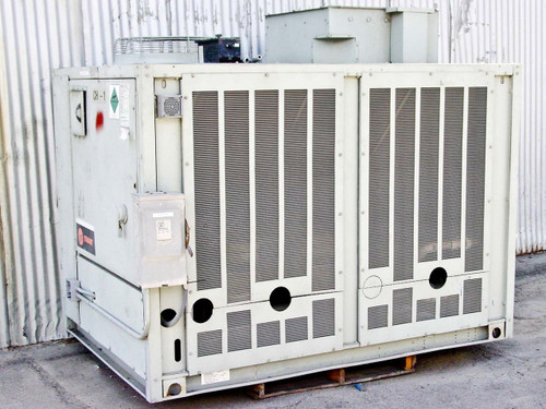 Trane CGAF-C20  20 Ton Air Cooled Process Water Chiller