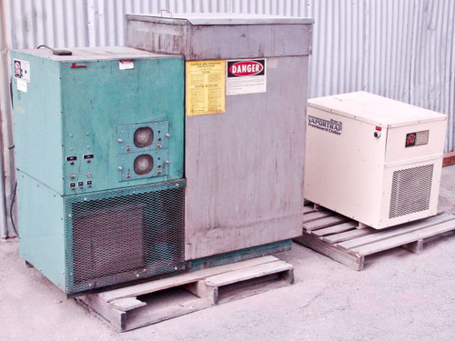 Baron Blakeslee Inc MSR-216  Degreaser with Vaportrap Freeboard Chiller
