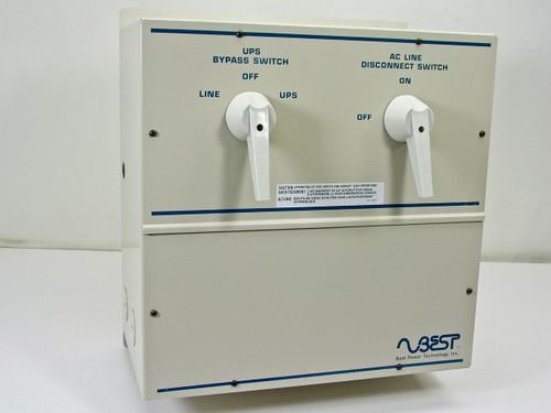 Best Power Technology Inc BPE-04-BBM-1A  External UPS Transfer Switch