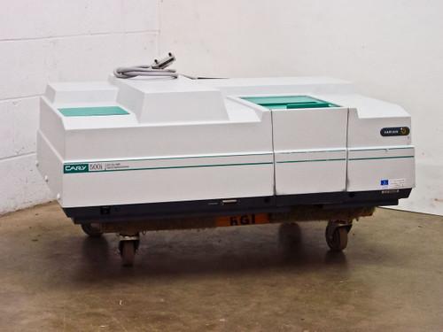 Varian Cary 500i  UV-Vis-NIR Spectrophotometer Partially Tested