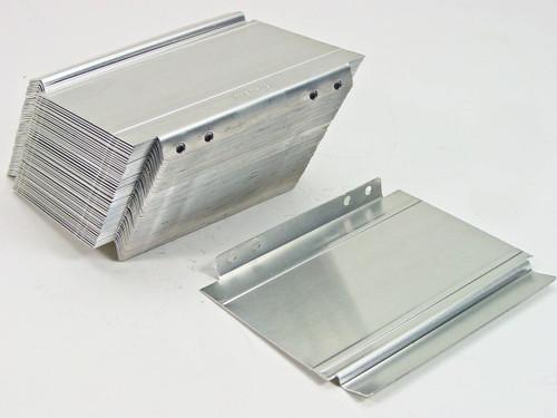 Lista D150-09  Lot of 50 Aluminum Cabinet Drawer Dividers