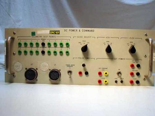 TRW DC Power & Command Drawer F767155-7
