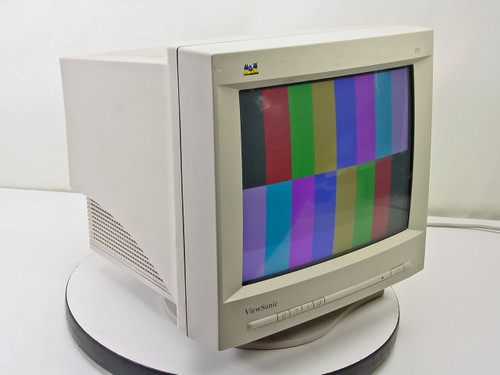"""ViewSonic VCDTS21914-1M  15"""" E55 Color Monitor"""