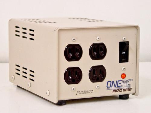 OneAC CM1107  006-070 Power Conditioner, 120VAC