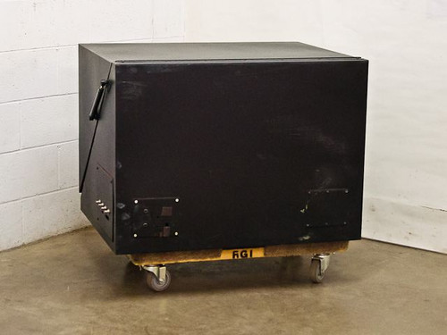 """Wentworth Labs 36"""" x 28"""" x 26""""  MEMs Prober Enclosure w/Passthoughs"""