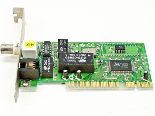 Encore ESL-835-TB 32-bit PCI Coax Ethernet Network Card