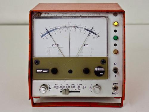 PreTec 97101  Analog Comparator