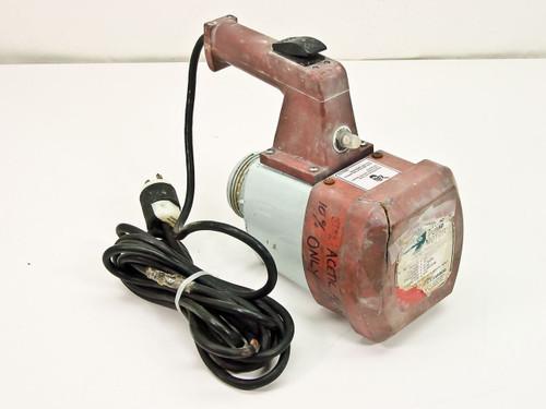 Jabsco 16420 - 0115  Drum Pump Motor with Pump Tube