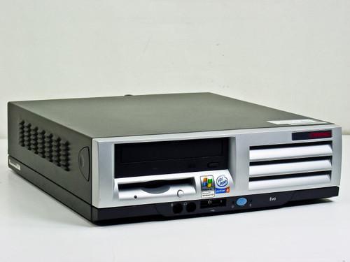 Compaq PD1067P  Pentium 4 1.7GHz, 768MB RAM, no HDD, Desktop