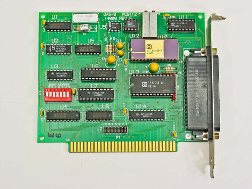 Keithley PC6112  DAS-8 Data Aquisition Card