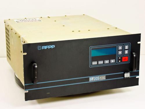 RF Plasma Products RF-20s  Power Supply 2000 Watts 13.56 MHz
