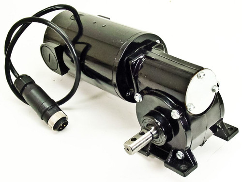 Bodine Electric Company 33A5BEPM-5N  Gearmotor 90/130V 5 1 Ratio 1/8-1/4 HP