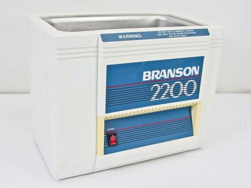 Branson B2200R-1  2200 Ultrasonic Cleaner - No Lid