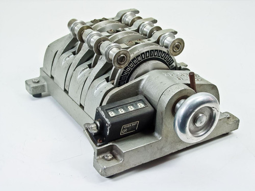 Hollywood Film Company  3.16  3 Gang 16mm Film Synchronizer with Counter