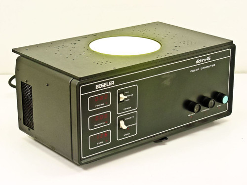 Beseler Dichro45  Computerized Enlarger Color Head