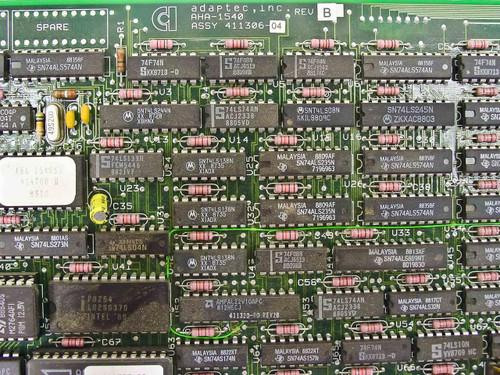 Adaptec AHA-1540  SCSI Controller Card 16-Bit