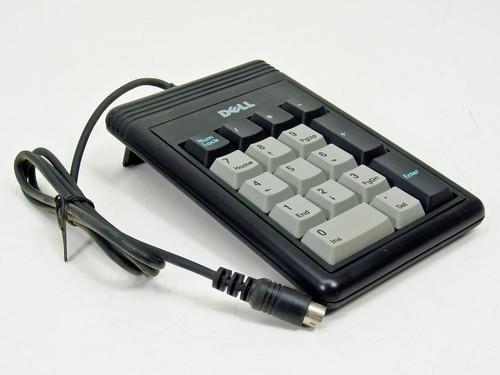 Dell  86004   External Keypad PS/2 17 Key