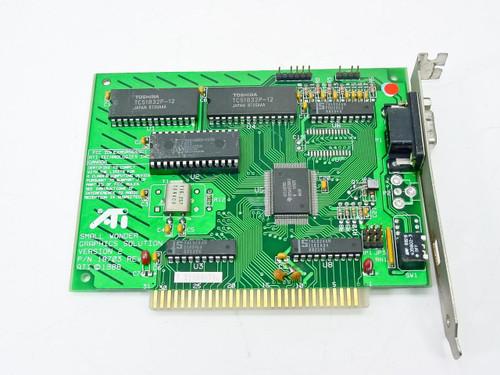 ATI Technologies  18703   Small Wonder CGA composite video card