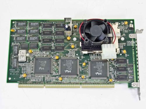Acer 94323-1  CPU Board SP54C Intel Chipset -w/ fan