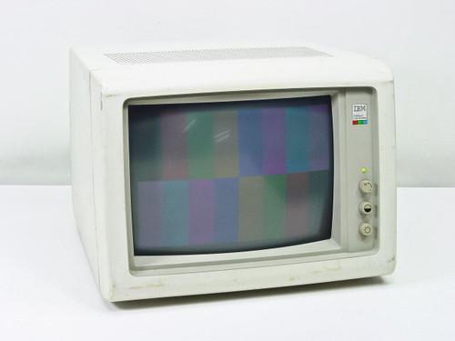 """IBM 5154-001  13"""" EGA Enhanced Color Display Monitor"""