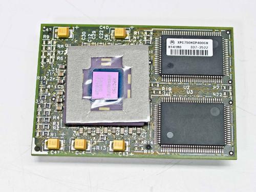 Motorolla 337-2522  400MHz G3 PowerPC 750 Processor