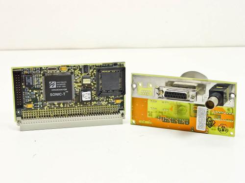 Dayna E/si30  Ethernet Card w/ daughter board & ribbon cable