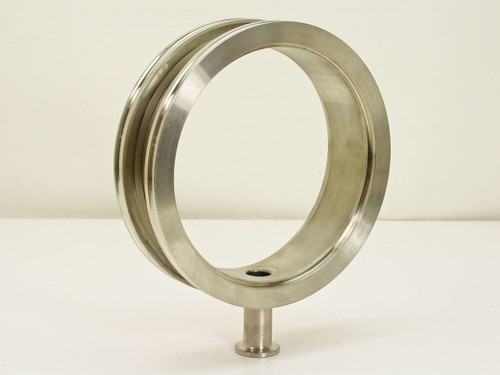 "Vat 6"" I.D  x 7"" O.D x 2"" H, Ported Flange with 0.60"" I.D x 1.17 O.D Port"