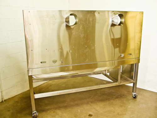 Clean room  Cabinet  Enclosed Stainless Steel Work area