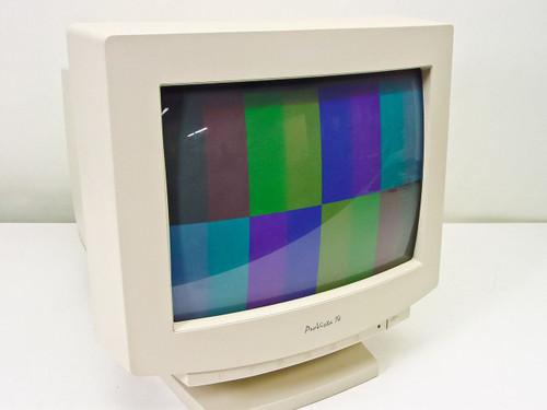 """Provista PV-448  14"""" Color Monitor"""