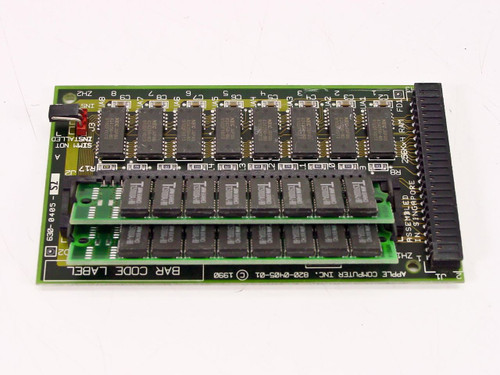 Apple  820-0405-01  Mac Classic Memory Expansion Module Populated