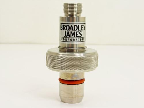 Broadley-James 25 mm Electrode Housing  Unguarded for Standard 25 mm Side Ports