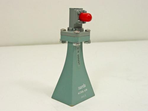 Narda Model 638  Wave Guide Horn Antenna WR-42 18-26.5 GHz