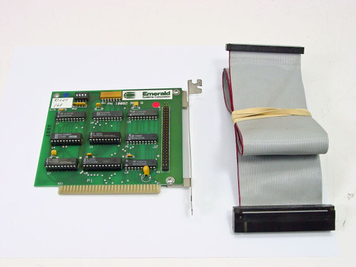 Emerald Systems Corp. 10082 Rev A  8 Bit ISA SCSI ADAPTER