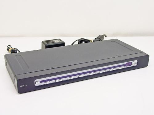 Belkin F1DA108T  OmniView PRO2 / 8-port KVM switch
