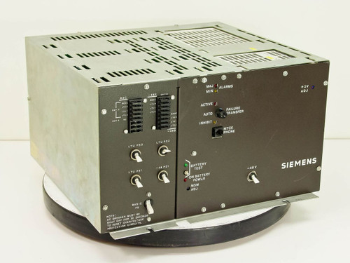 Elgin 15826-001  Siemens V30141 48VDC Power Supply Rectifier