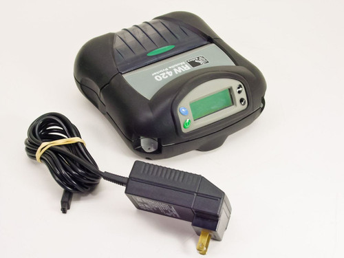 Zebra RW420  Mobile printer- missing carrying strap loops