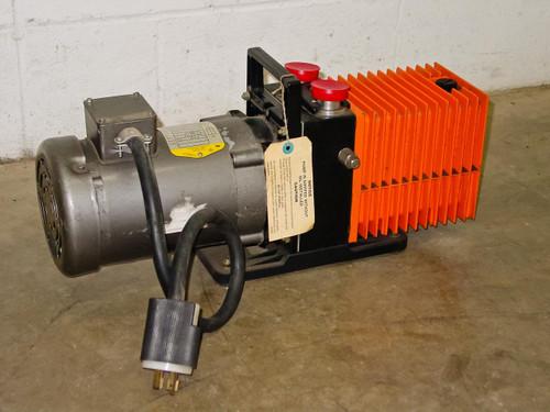 Alcatel 3004  Vacuum Pump 208-230VAC / 460VAC