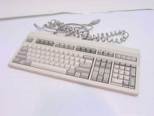HP C1405A 102-Key AT Keyboard with Cord VINTAGE with Cord