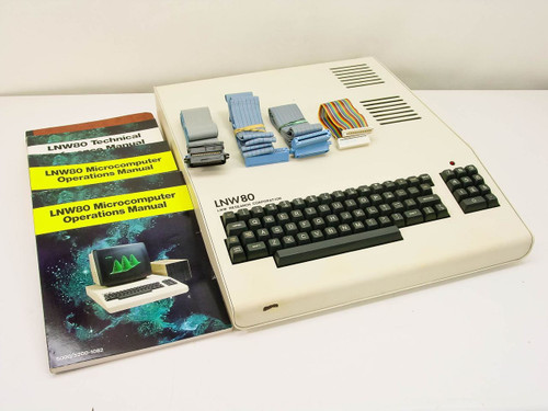 LNW Research Corp. LNW80  Microcomputer Tandy TRS-80 Clone Computer