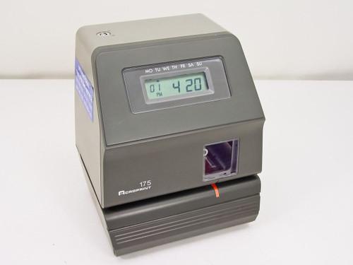 Acroprint 175  Time Clock