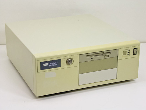 AST Premium II  386SX/20 MHz Desktop