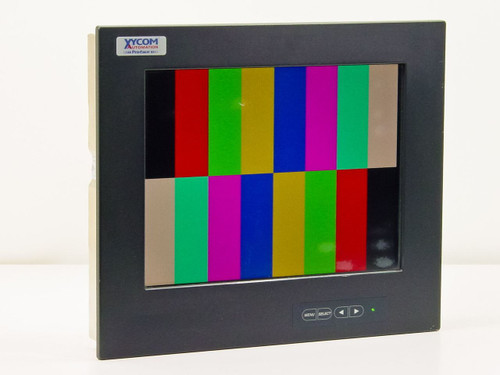 """Xycom 5015T  Pro-face 15"""" Touchscreen LCD Monitor"""
