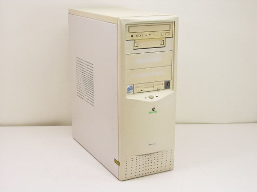 Gateway  GP7-450  Pentium III 450MHz, 384MB RAM, No HDD, Tower PC